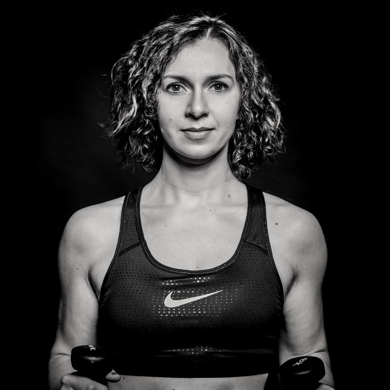 Anastasia Luzhaytis Fitnesstrainer