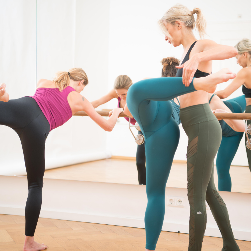 Studio.12 Barre Fusion Inspirationen