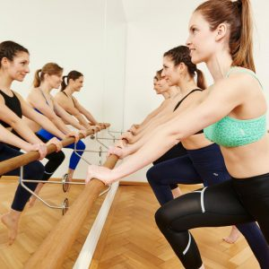 Barre-Fusion Workout Studio.12