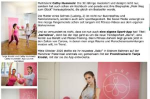Neue Sport-App barrelove
